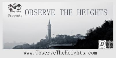 Observe The Heights | www.observetheheights.com